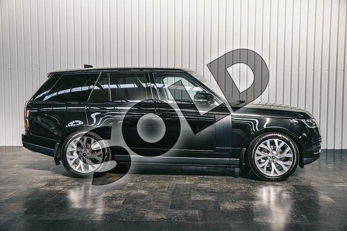 Image five of this 2019 Range Rover Diesel Estate Diesel 3.0 SDV6 Vogue 4dr Auto in Santorini Black at Listers Land Rover Solihull