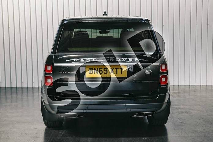 Image six of this 2019 Range Rover Diesel Estate Diesel 3.0 SDV6 Vogue 4dr Auto in Santorini Black at Listers Land Rover Solihull