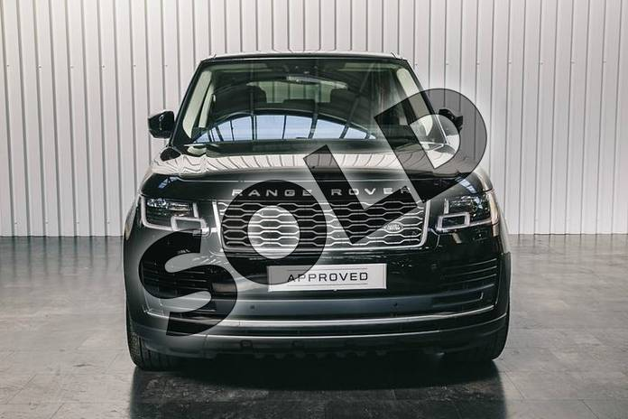 Image seven of this 2019 Range Rover Diesel Estate Diesel 3.0 SDV6 Vogue 4dr Auto in Santorini Black at Listers Land Rover Solihull