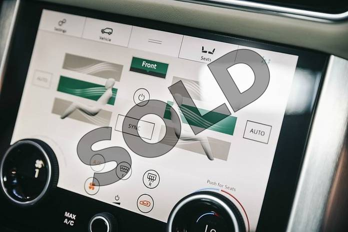 Image thirteen of this 2019 Range Rover Diesel Estate Diesel 3.0 SDV6 Vogue 4dr Auto in Santorini Black at Listers Land Rover Solihull