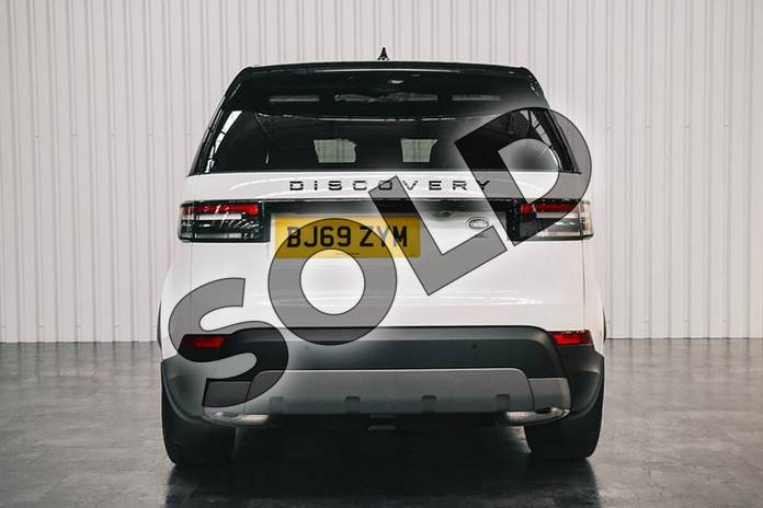 Image six of this 2019 Land Rover Discovery 3.0 SDV6 (306hp) SE in Fuji White at Listers Land Rover Solihull