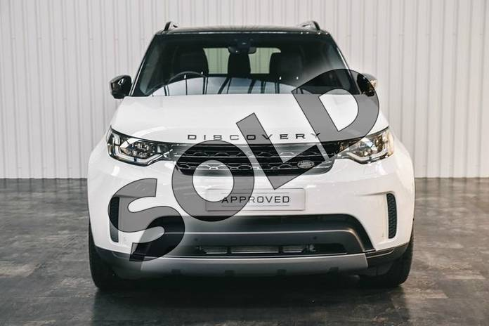 Image seven of this 2019 Land Rover Discovery 3.0 SDV6 (306hp) SE in Fuji White at Listers Land Rover Solihull