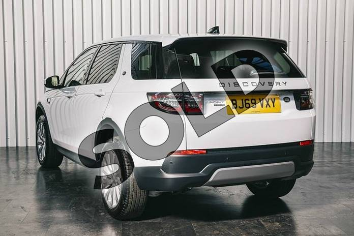 Image two of this 2019 Land Rover Discovery Sport Diesel SW 2.0 D180 SE 5dr Auto in Fuji White at Listers Land Rover Solihull