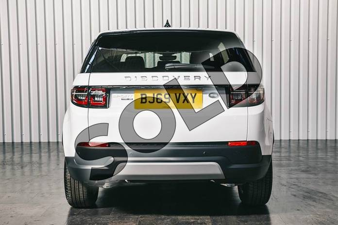 Image six of this 2019 Land Rover Discovery Sport Diesel SW 2.0 D180 SE 5dr Auto in Fuji White at Listers Land Rover Solihull