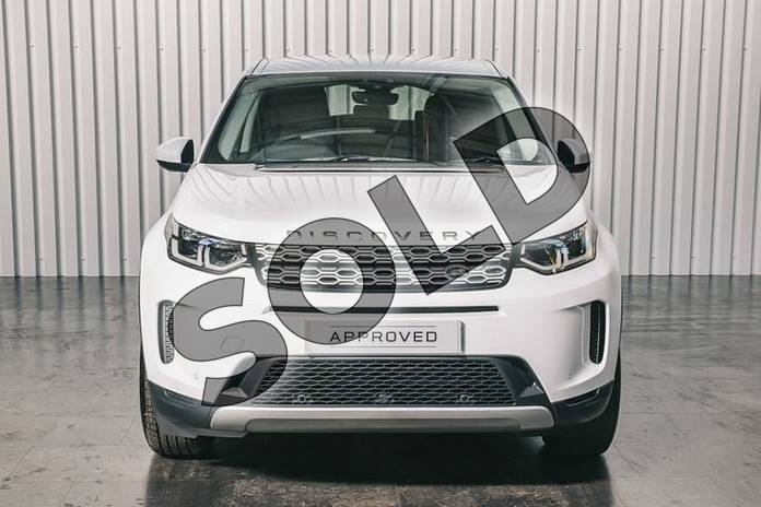 Image seven of this 2019 Land Rover Discovery Sport Diesel SW 2.0 D180 SE 5dr Auto in Fuji White at Listers Land Rover Solihull