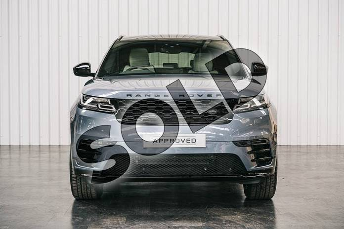 Image seven of this 2019 Range Rover Velar Diesel Estate 2.0 D180 R-Dynamic S 5dr Auto in Byron Blue at Listers Land Rover Solihull