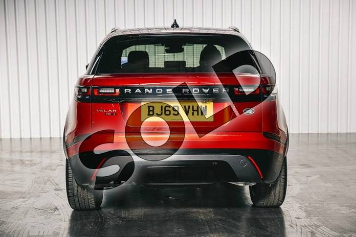 Image six of this 2019 Range Rover Velar Diesel Estate Diesel 2.0 D180 R-Dynamic S 5dr Auto in Firenze Red at Listers Land Rover Solihull