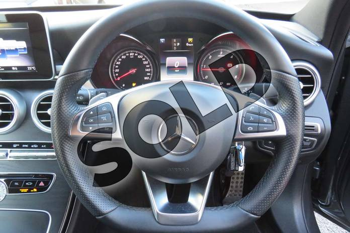 Image twenty-two of this 2018 Mercedes-Benz C Class Diesel Estate Diesel C220d AMG Line 5dr 9G-Tronic in selenite grey metallic at Mercedes-Benz of Boston