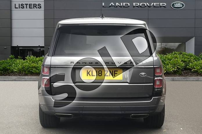 Image six of this 2018 Range Rover Diesel Estate Diesel 4.4 SDV8 Autobiography 4dr Auto in Corris Grey at Listers Land Rover Droitwich