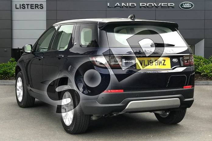 Image two of this 2019 Land Rover Discovery Sport Diesel SW 2.0 D150 S 5dr 2WD in Portofino Blue at Listers Land Rover Droitwich