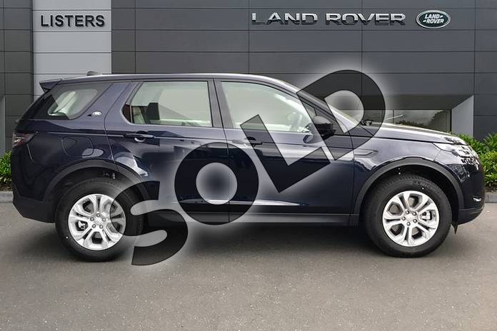 Image five of this 2019 Land Rover Discovery Sport Diesel SW 2.0 D150 S 5dr 2WD in Portofino Blue at Listers Land Rover Droitwich