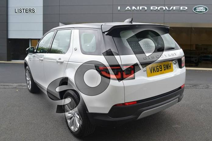 Image two of this 2019 Land Rover Discovery Sport Diesel SW 2.0 D150 S 5dr Auto in Fuji White at Listers Land Rover Hereford