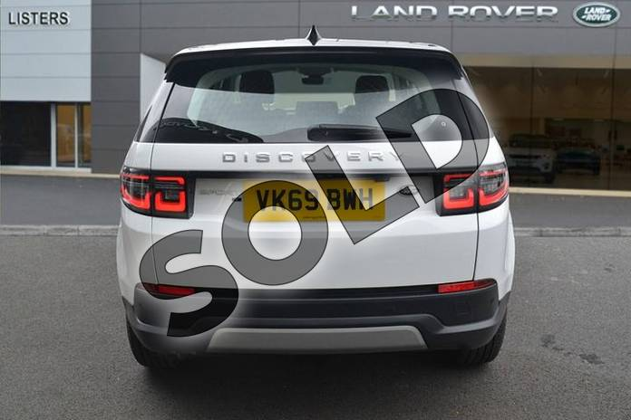 Image six of this 2019 Land Rover Discovery Sport Diesel SW 2.0 D150 S 5dr Auto in Fuji White at Listers Land Rover Hereford