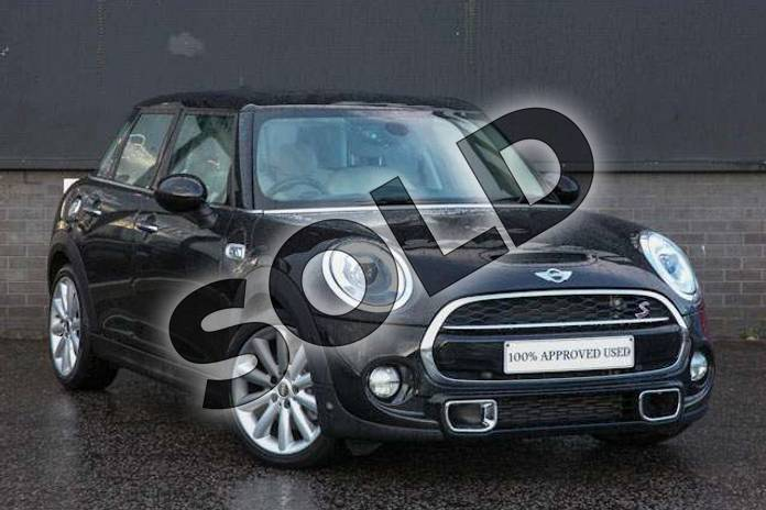 MINI Hatchback 2.0 Cooper S 5dr