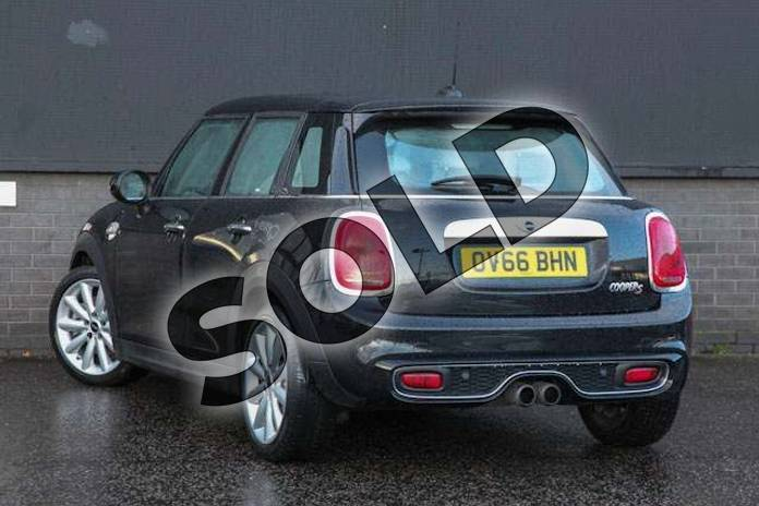 Image two of this 2016 MINI Hatchback 2.0 Cooper S 5dr in Midnight Black at Listers Boston (MINI)