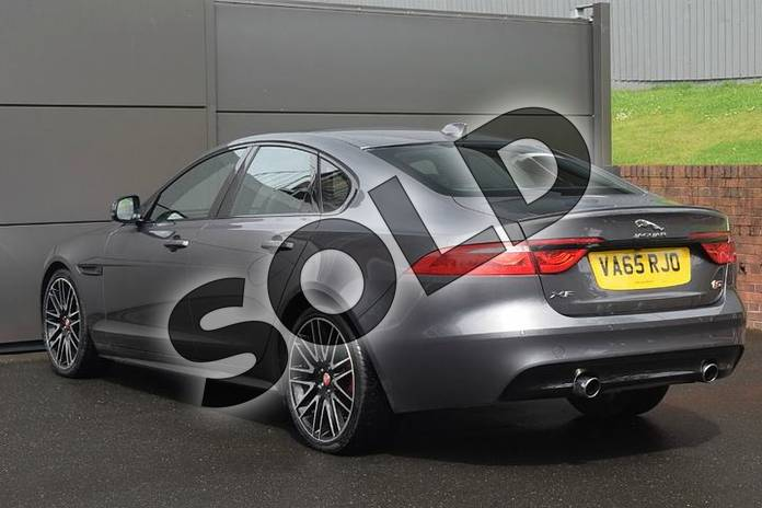 Image two of this 2016 Jaguar XF Diesel Saloon 3.0d V6 S 4dr Auto in Corris Grey at Listers Jaguar Droitwich