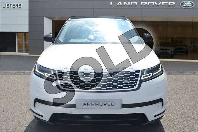 Image seven of this 2019 Range Rover Velar Diesel Estate 3.0 D275 SE 5dr Auto in Fuji White at Listers Land Rover Hereford