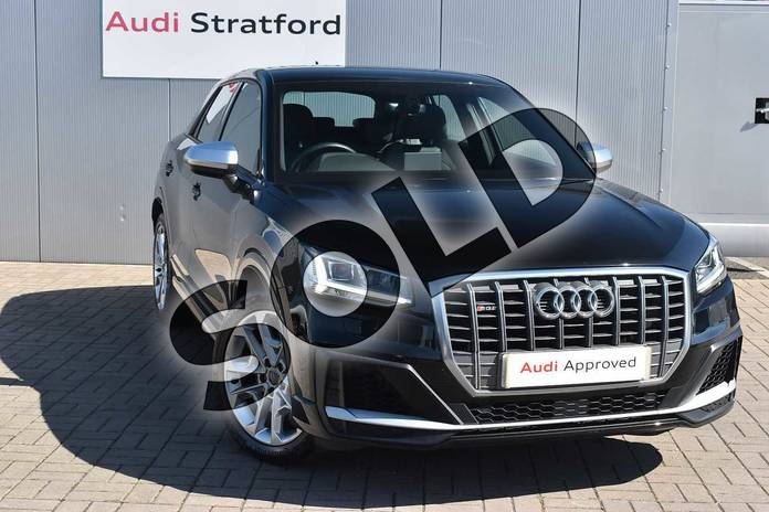 Picture of Audi Q2 SQ2 Quattro 5dr S Tronic in Myth Black Metallic