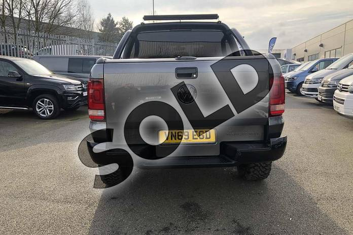 Image thirteen of this 2019 Volkswagen Amarok A33 Diesel D/Cab Pick Up Highline 3.0 V6 TDI 258 BMT 4M Auto in Indium Grey at Listers Volkswagen Van Centre Worcestershire