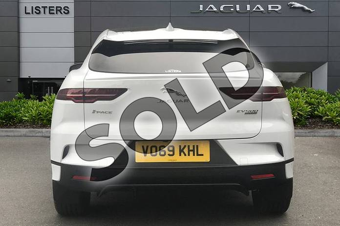 Image six of this 2019 Jaguar I-PACE Estate 294kW EV400 SE 90kWh 5dr Auto in Yulong White at Listers Jaguar Droitwich