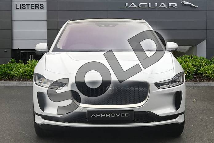 Image seven of this 2019 Jaguar I-PACE Estate 294kW EV400 SE 90kWh 5dr Auto in Yulong White at Listers Jaguar Droitwich