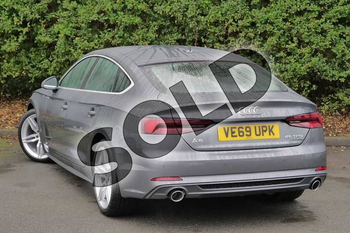 Audi A5 45 TFSI Quattro S Line 5dr S Tronic for sale at ...