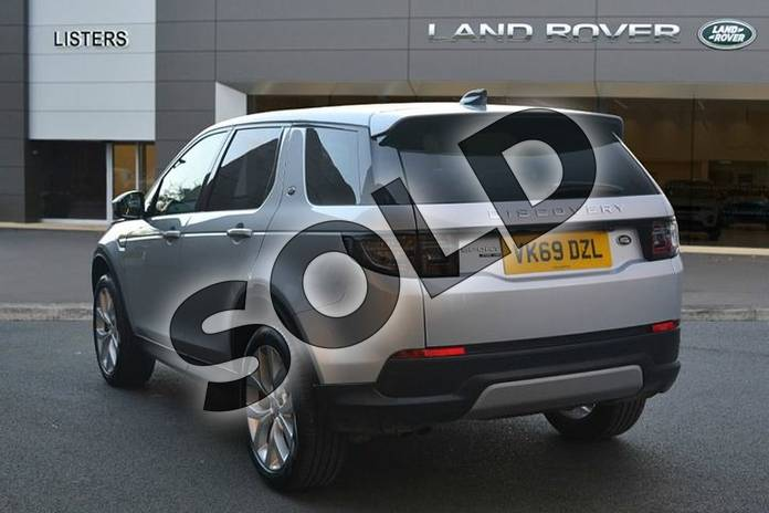 Image two of this 2019 Land Rover Discovery Sport Diesel SW 2.0 D180 HSE 5dr Auto in Indus Silver at Listers Land Rover Hereford