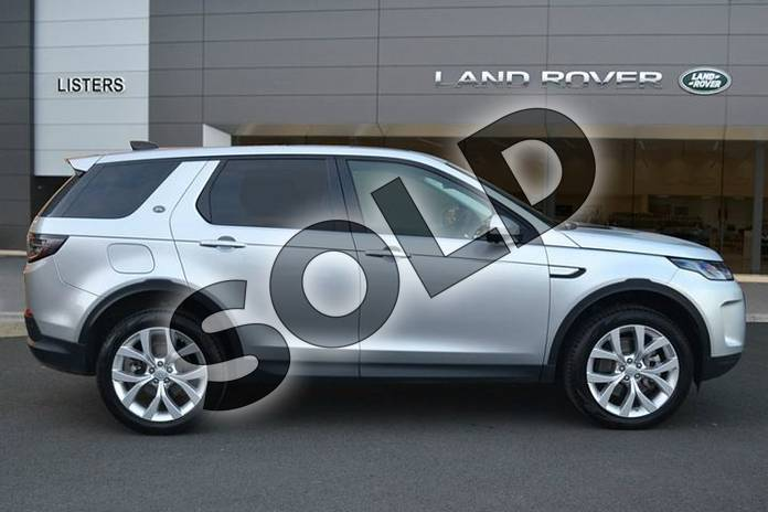 Image five of this 2019 Land Rover Discovery Sport Diesel SW 2.0 D180 HSE 5dr Auto in Indus Silver at Listers Land Rover Hereford