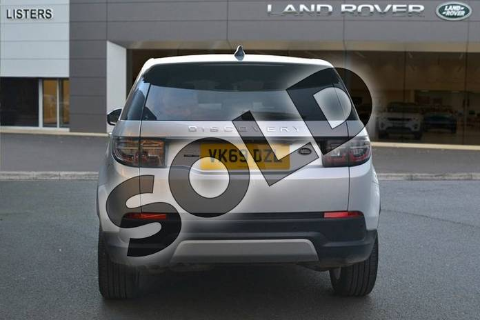 Image six of this 2019 Land Rover Discovery Sport Diesel SW 2.0 D180 HSE 5dr Auto in Indus Silver at Listers Land Rover Hereford