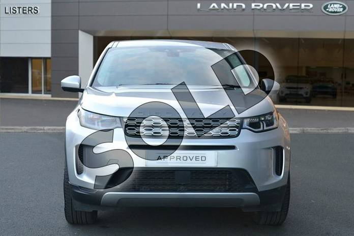 Image seven of this 2019 Land Rover Discovery Sport Diesel SW 2.0 D180 HSE 5dr Auto in Indus Silver at Listers Land Rover Hereford