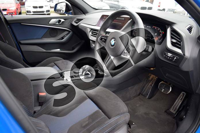 Image five of this 2019 BMW 1 Series Hatchback M135i xDrive 5dr Step Auto in Misano Blue metallic at Listers Boston (BMW)