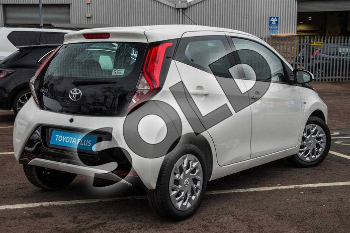 Image sixteen of this 2019 Toyota Aygo Hatchback 1.0 VVT-i X-Play 5dr in White Flash at Listers Toyota Cheltenham