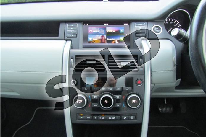 Image seven of this 2015 Land Rover Discovery Sport Diesel SW 2.2 SD4 HSE Luxury 5dr Auto in Metallic - Corris grey at Listers U Boston