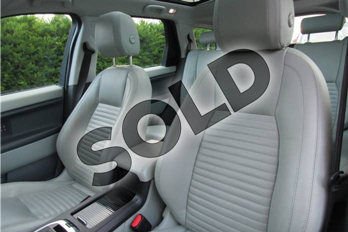 Image thirty of this 2015 Land Rover Discovery Sport Diesel SW 2.2 SD4 HSE Luxury 5dr Auto in Metallic - Corris grey at Listers U Boston
