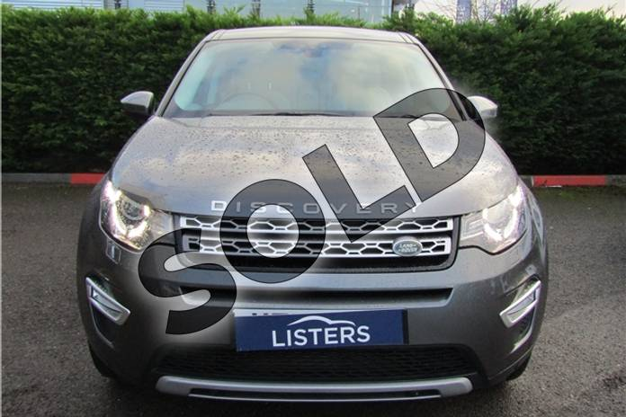 Image thirty-four of this 2015 Land Rover Discovery Sport Diesel SW 2.2 SD4 HSE Luxury 5dr Auto in Metallic - Corris grey at Listers U Boston