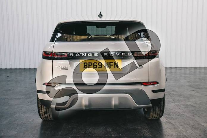 Image six of this 2019 Range Rover Evoque Hatchback 2.0 P200 S 5dr Auto in Seoul Pearl Silver at Listers Land Rover Solihull