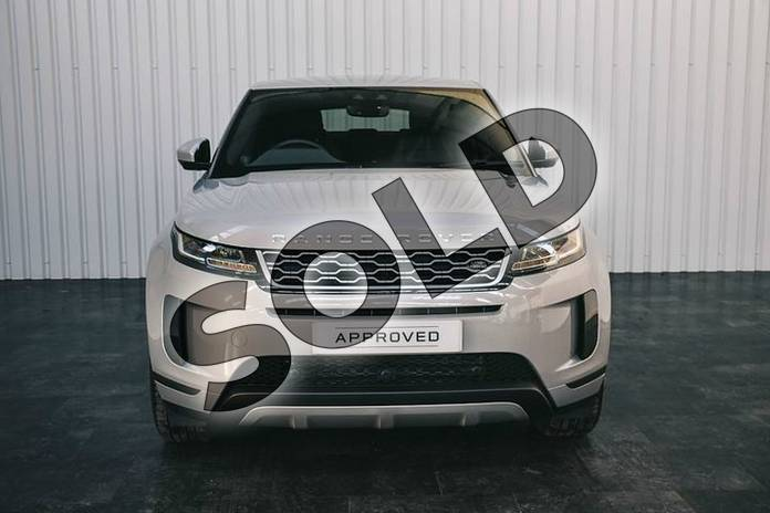 Image seven of this 2019 Range Rover Evoque Hatchback 2.0 P200 S 5dr Auto in Seoul Pearl Silver at Listers Land Rover Solihull