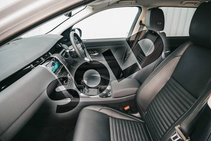 Image three of this 2019 Land Rover Discovery Sport Diesel SW 2.0 D180 SE 5dr Auto in Indus Silver at Listers Land Rover Solihull