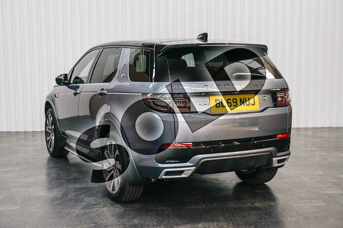 Image two of this 2019 Land Rover Discovery Sport Diesel SW 2.0 D180 R-Dynamic SE 5dr Auto (5 Seat) in Byron Blue at Listers Land Rover Solihull