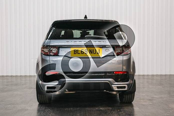 Image six of this 2019 Land Rover Discovery Sport Diesel SW 2.0 D180 R-Dynamic SE 5dr Auto (5 Seat) in Byron Blue at Listers Land Rover Solihull