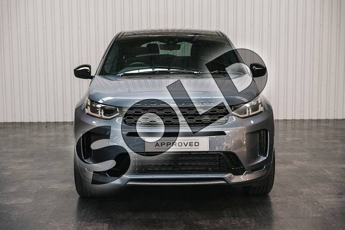 Image seven of this 2019 Land Rover Discovery Sport Diesel SW 2.0 D180 R-Dynamic SE 5dr Auto (5 Seat) in Byron Blue at Listers Land Rover Solihull