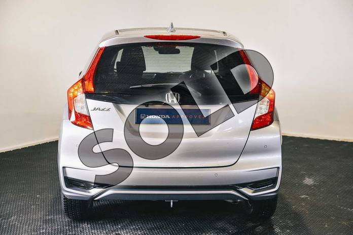 Image seven of this 2018 Honda Jazz Hatchback 1.3 EX Navi 5dr in Lunar Silver M at Listers Honda Stratford-upon-Avon