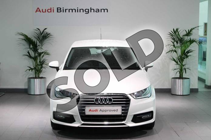 Image seven of this 2018 Audi A1 Sportback 1.0 TFSI Sport Nav 5dr in Shell White at Birmingham Audi
