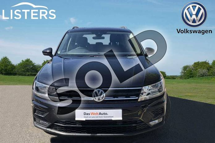 Image seven of this 2019 Volkswagen Tiguan Estate 1.5 TSI EVO 150 Match 5dr in Deep black at Listers Volkswagen Worcester