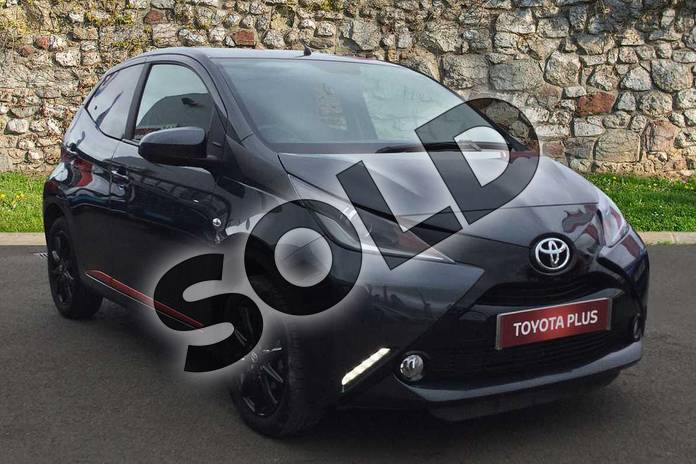 Picture of Toyota AYGO 1.0 VVT-i X-Press 5dr in Electro Grey