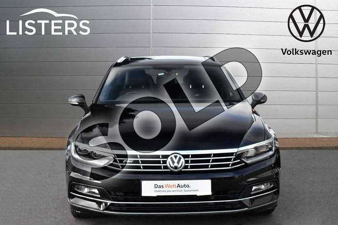 Image seven of this 2019 Volkswagen Passat Estate 1.5 TSI EVO 150 R Line 5dr DSG (Panoramic Roof) in Deep black at Listers Volkswagen Evesham