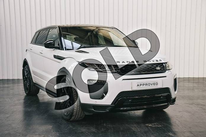 Picture of Range Rover Evoque 2.0 TD4 (180hp) HSE Dynamic in Yulong White