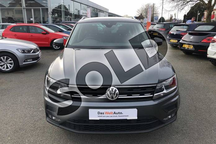Image seven of this 2020 Volkswagen Tiguan Estate 1.5 TSI EVO 150 Match 5dr DSG in Indium Grey at Listers Volkswagen Worcester