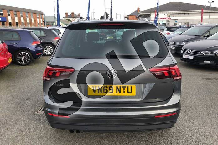Image nine of this 2020 Volkswagen Tiguan Estate 1.5 TSI EVO 150 Match 5dr DSG in Indium Grey at Listers Volkswagen Worcester