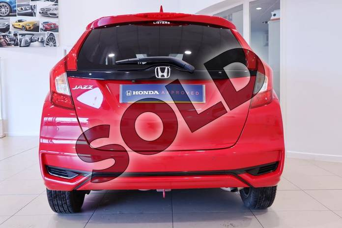 Image seven of this 2018 Honda Jazz Hatchback 1.3 EX 5dr CVT in Milano Red at Listers Honda Northampton